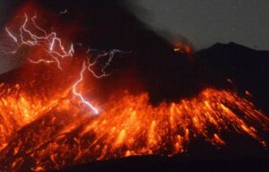 vulcano sakurajima
