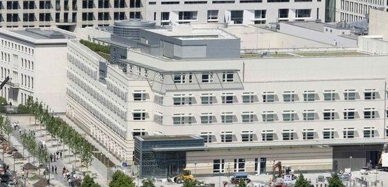 bomba ambasciata usa