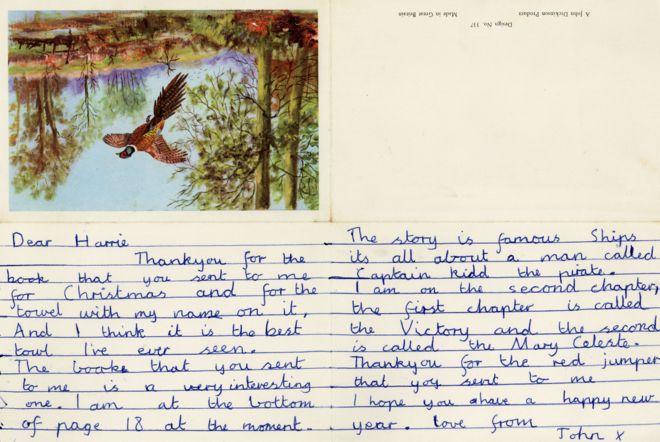 john lennon lettera