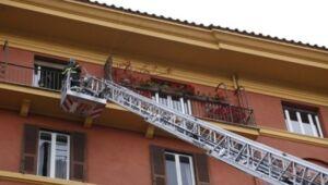 In fiamme la casa di Pino Daniele