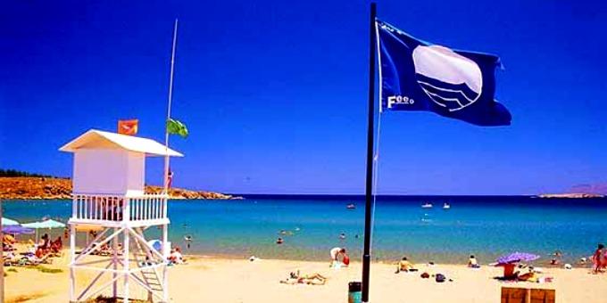 Bandiere blu per il Lazio