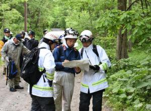 Giappone, trovato il bambino abbandonato nel bosco