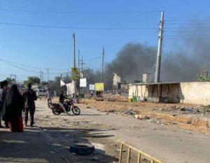 Somalia Autobomba