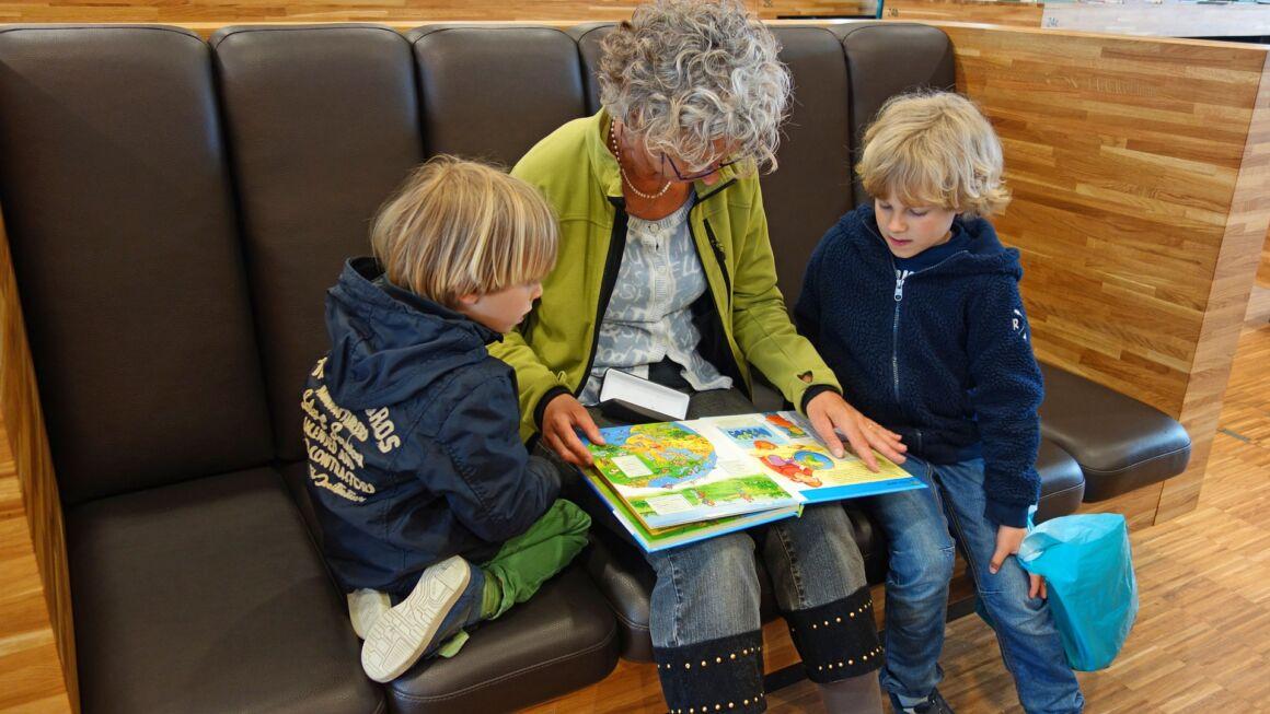 Nonna e nipoti bonus nonni legge