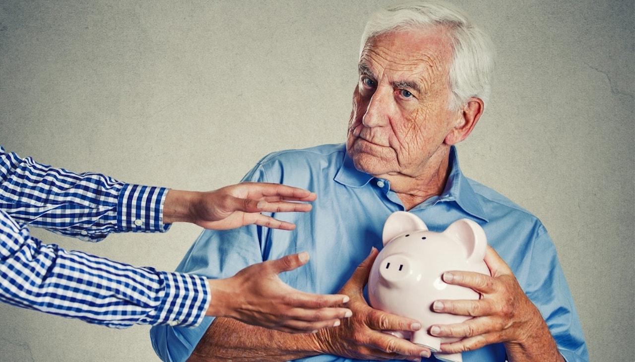 Cristallizzazione pensione