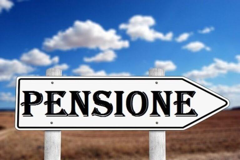 pensione vecchiaia anticipata
