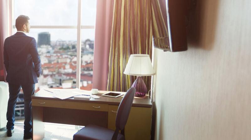 smart working hotel
