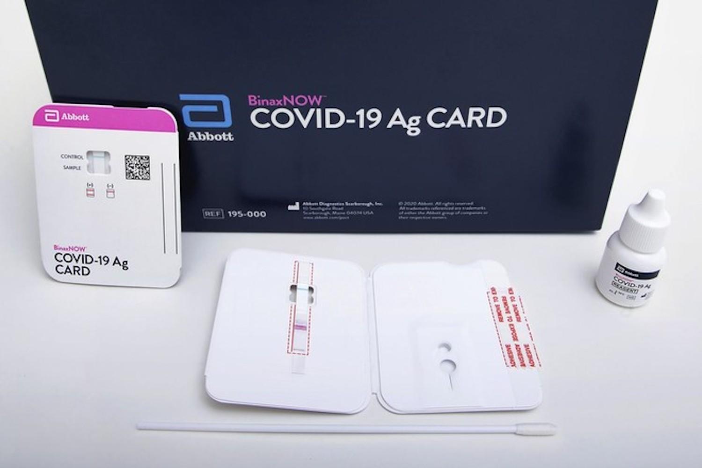 test covid