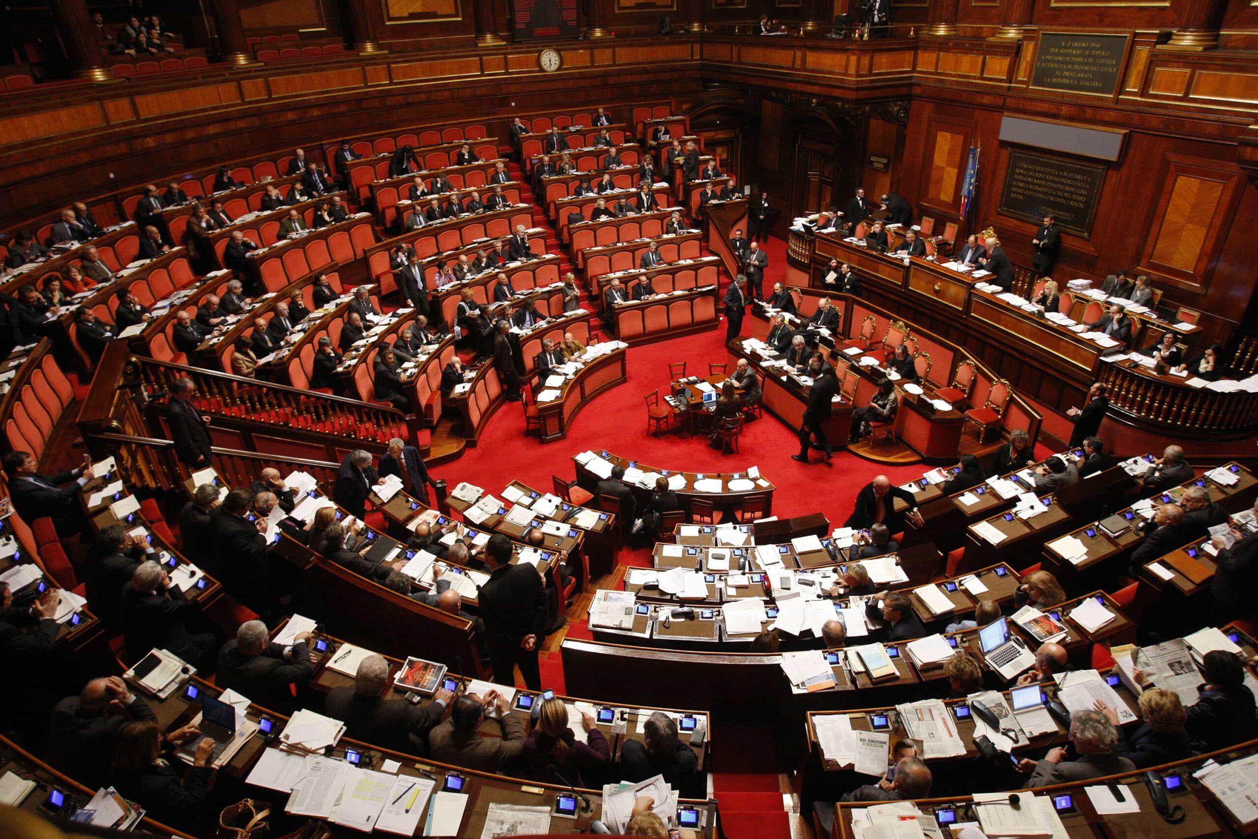 Pensioni parlamentari