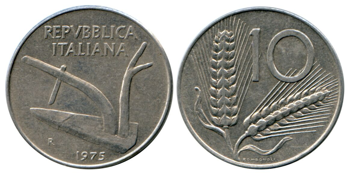 10 lire