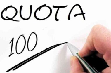 quota 100 2021