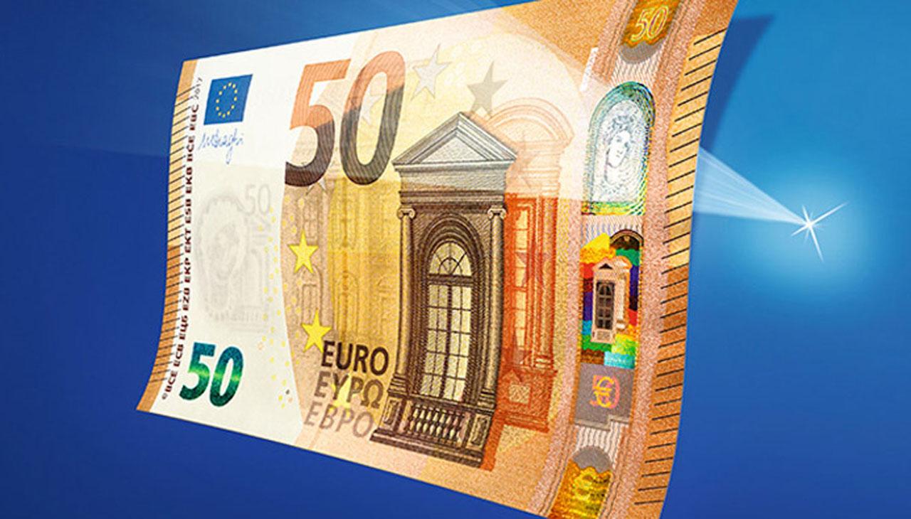 50 euro in banconota