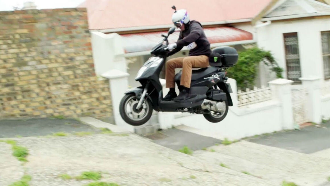Multa scooter
