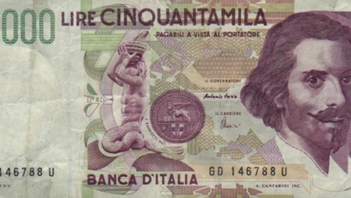 50000 lire