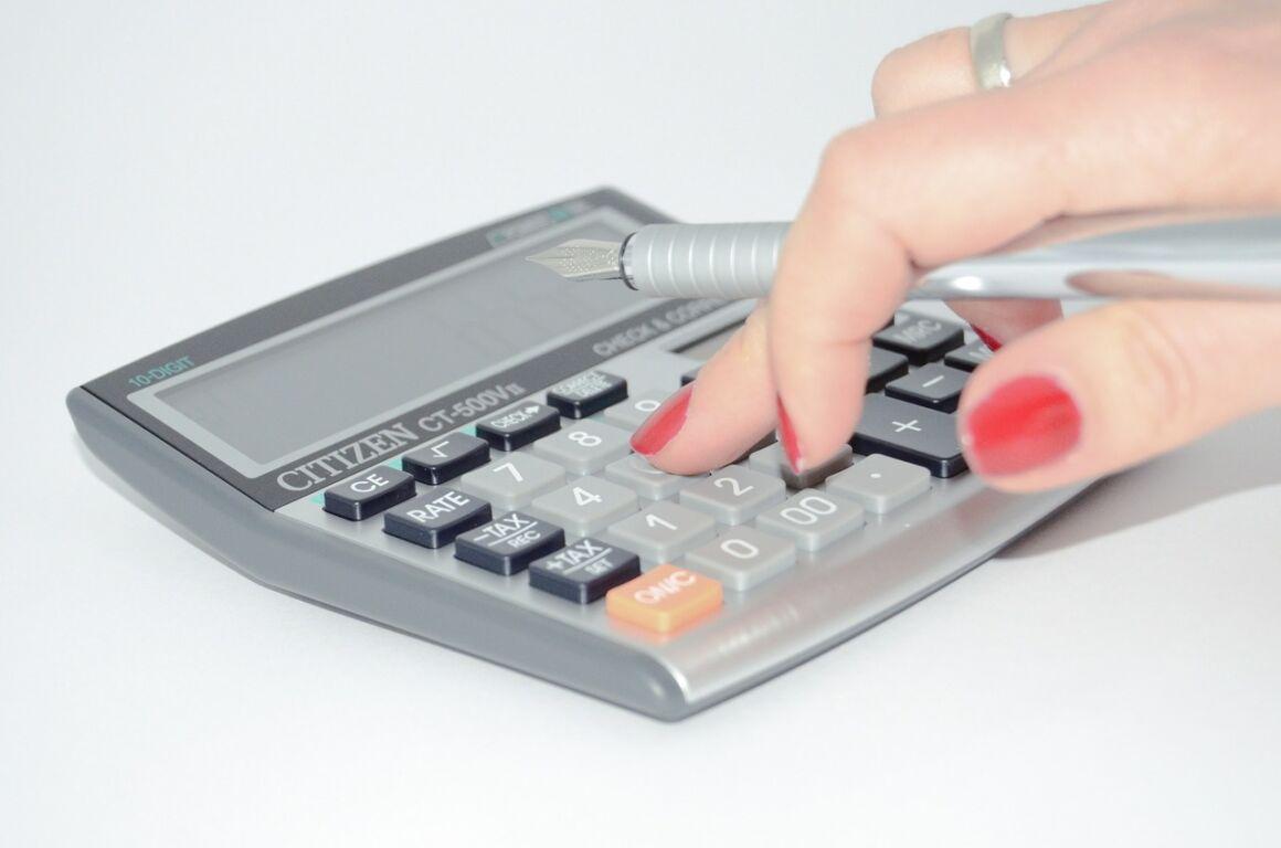 uso calcolatrice