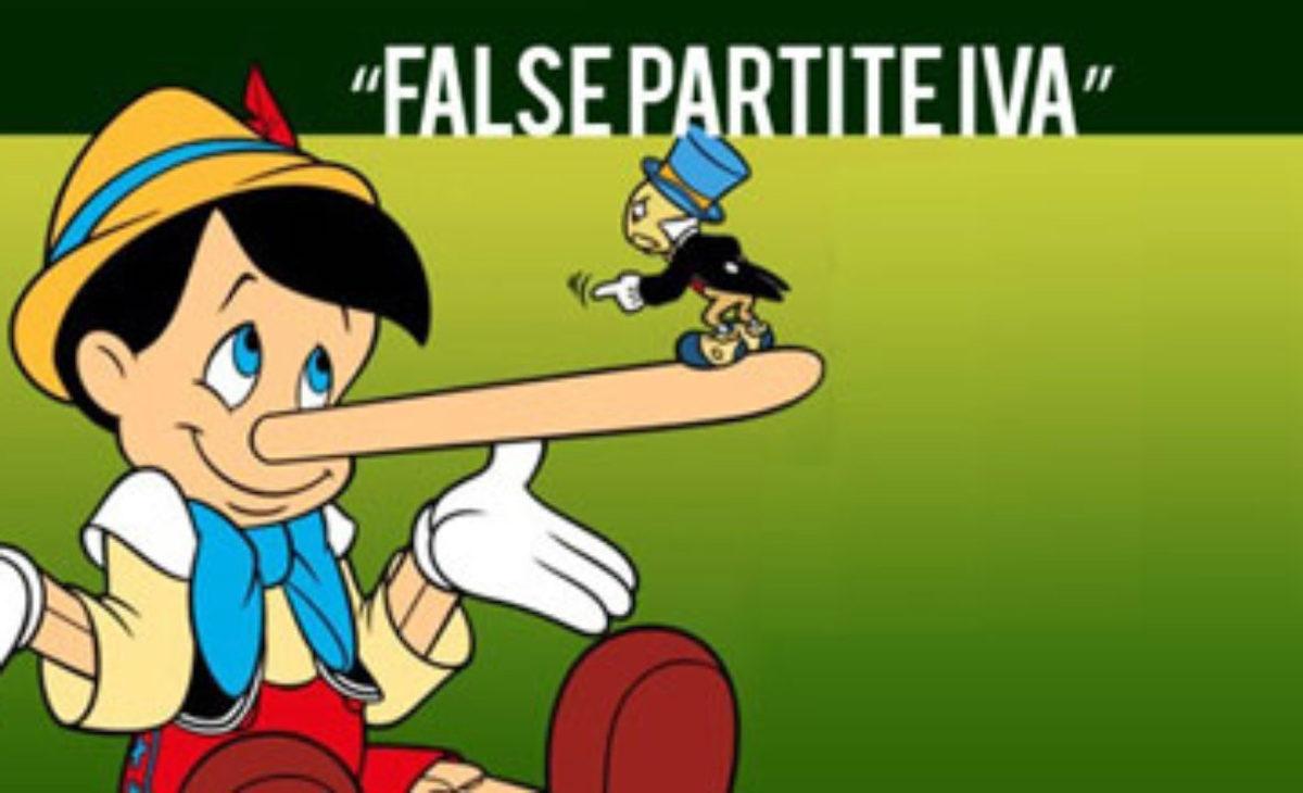 Partite IVA false