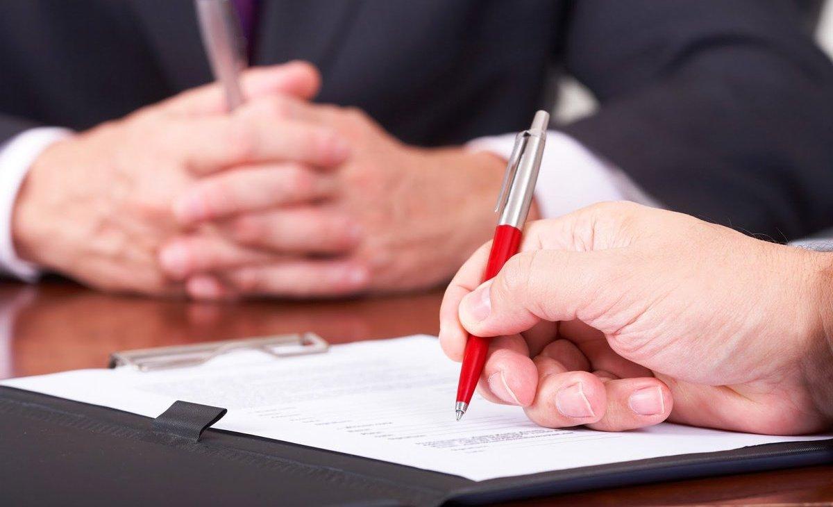 sottoscrizione contratto