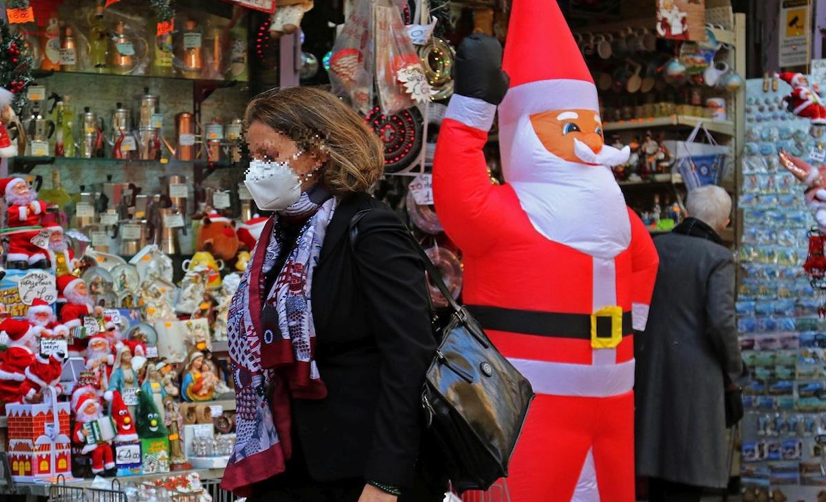 bancarelle natalizie