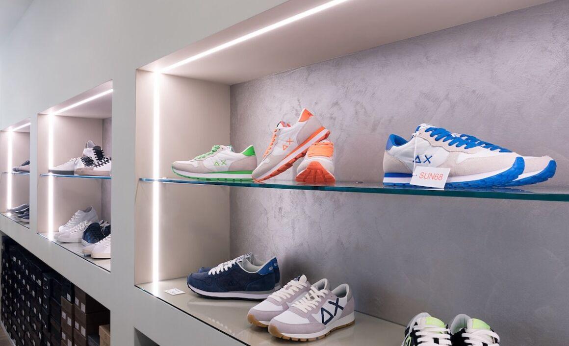 punto vendita scarpe