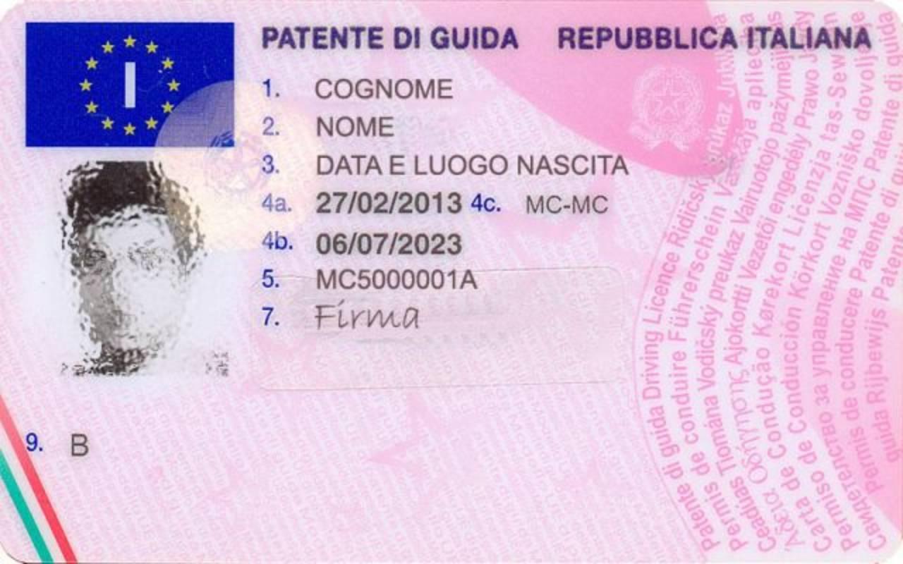 scadenza patente e carta di identità