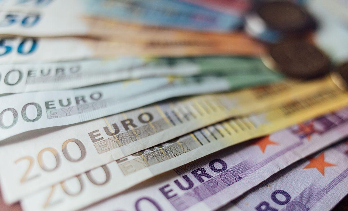 denaro in euro