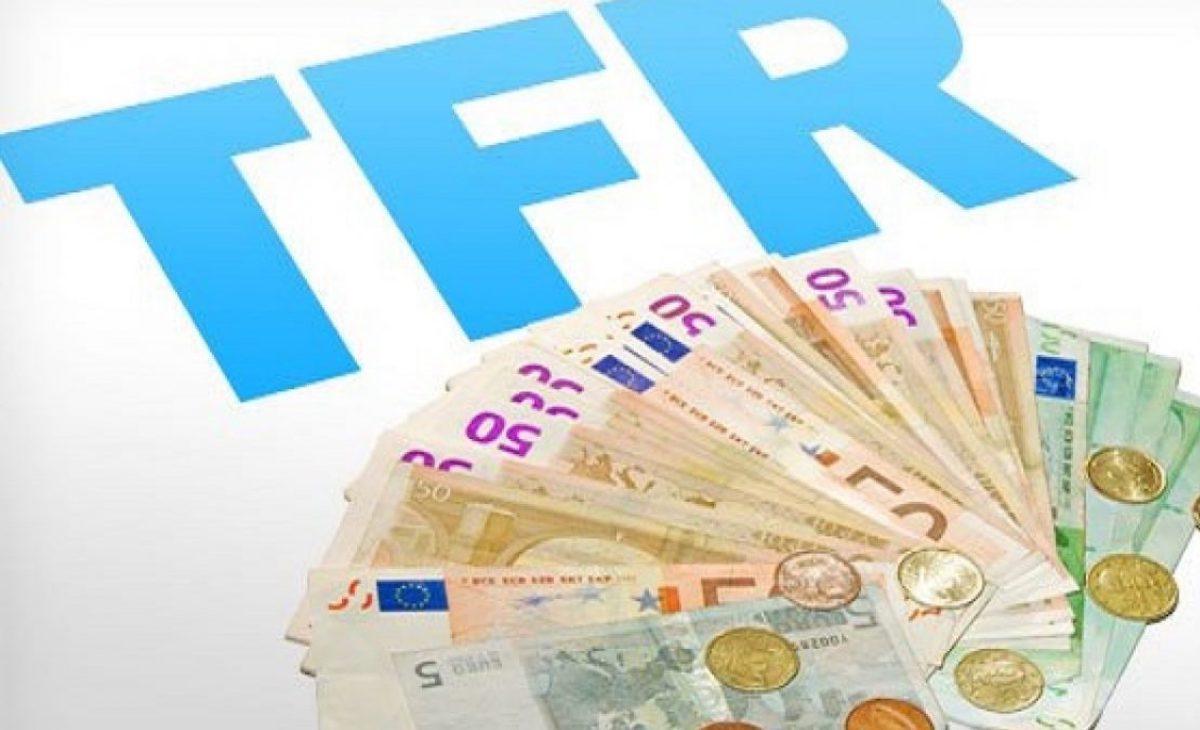 banconote euro TFR