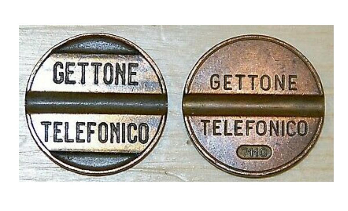 Il valore dei gettoni telefonici