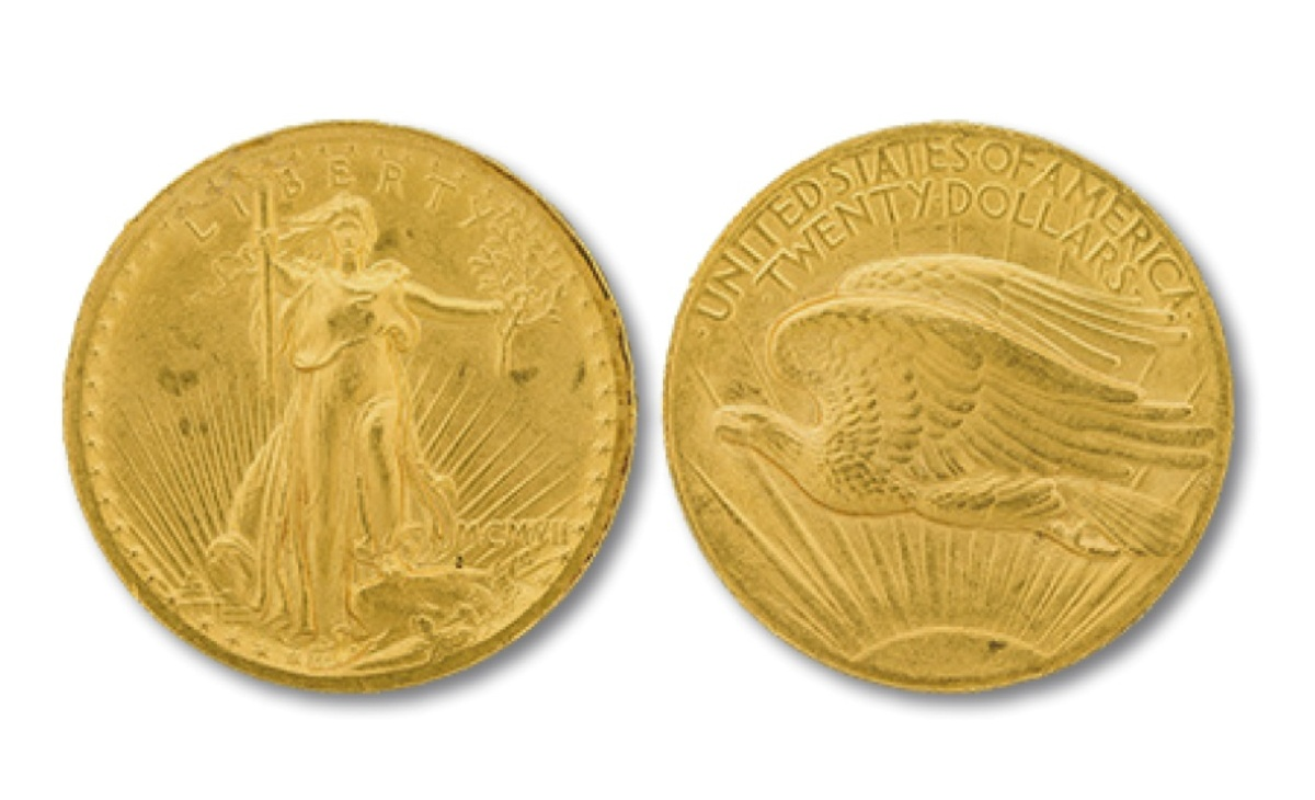 20 dollari Saint Gaudens