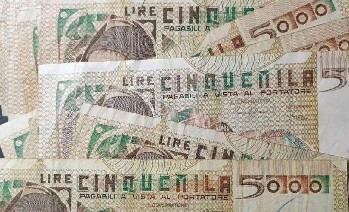5.000 lire Antonello da Messina