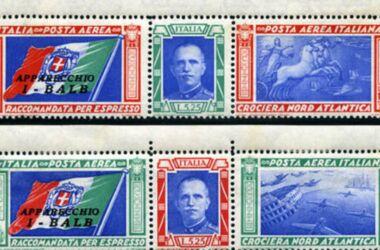 Trittici di Balbo del 1933