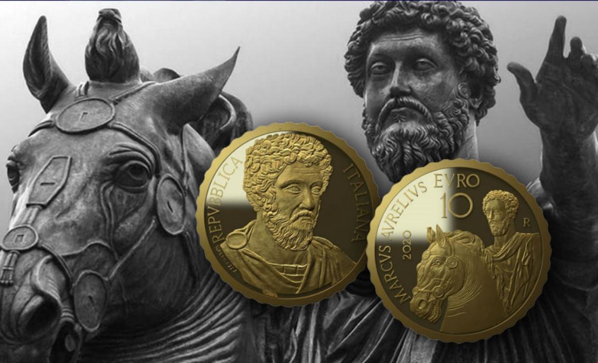 10 euro Marco Aurelio