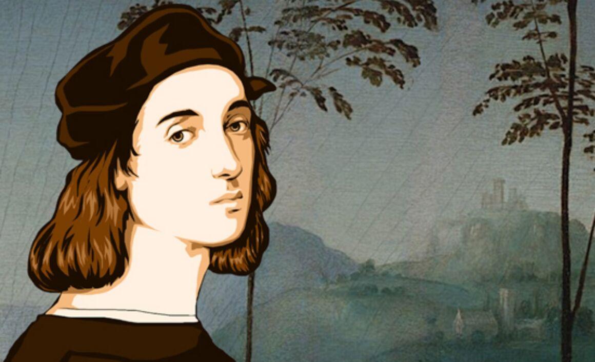 20 euro d'oro 500° anniversario della morte di Raffaello Sanzio