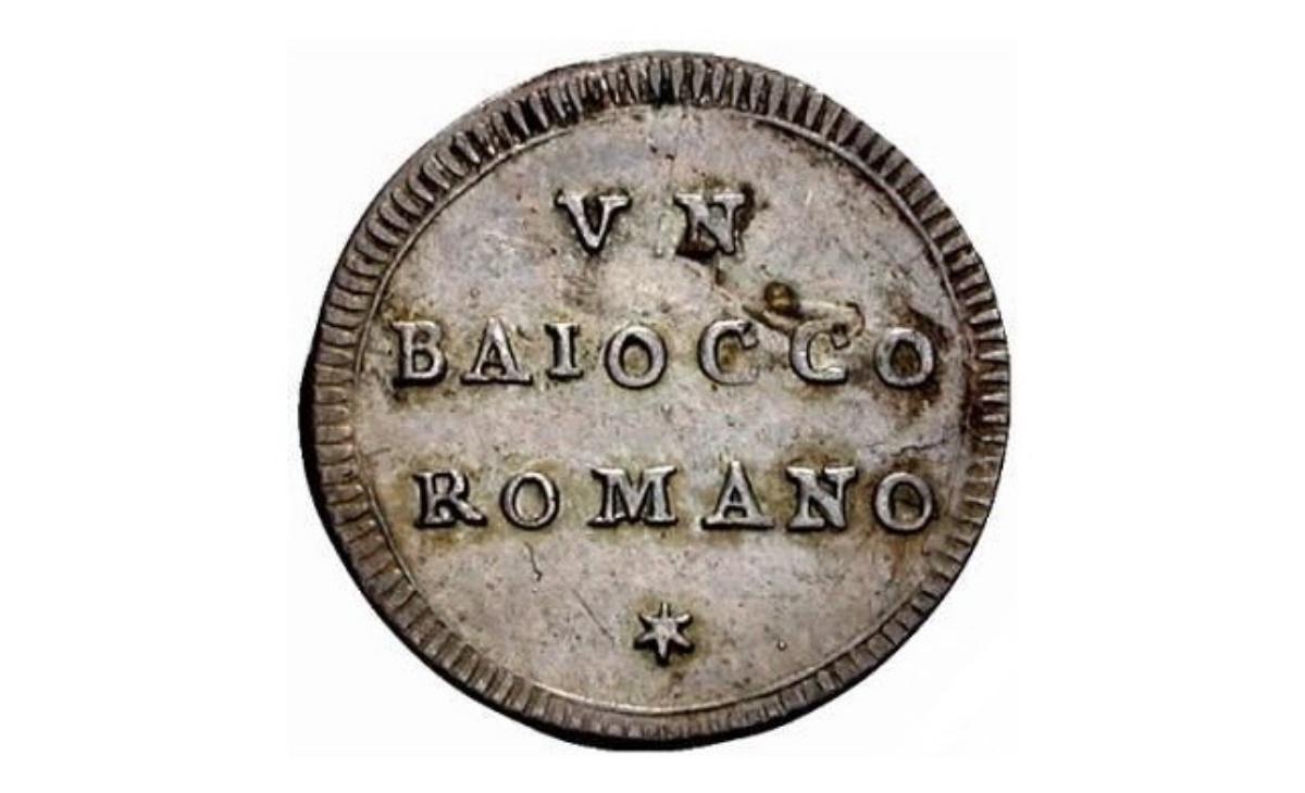 Valore e caratteristiche del Baiocco Romano