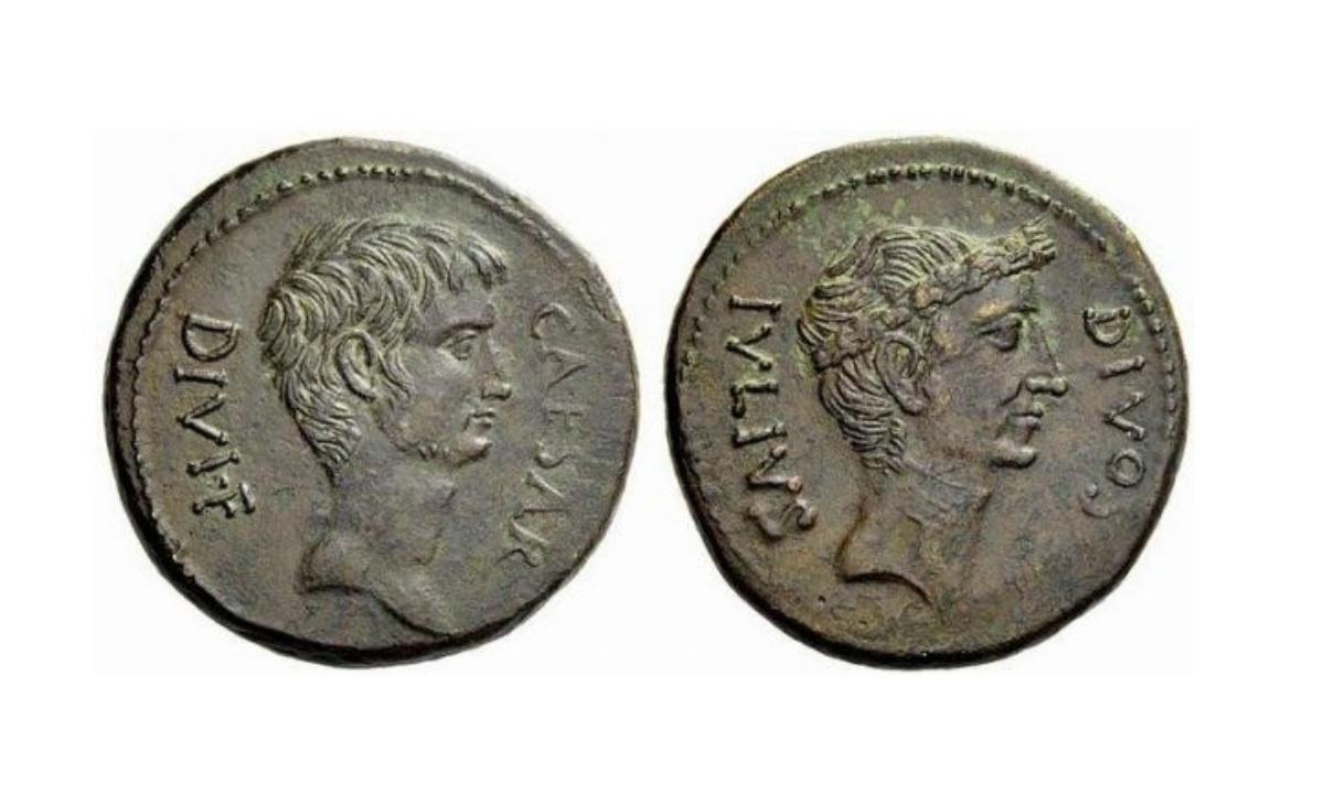 Caratteristiche del Sesterzio Giulio Cesare