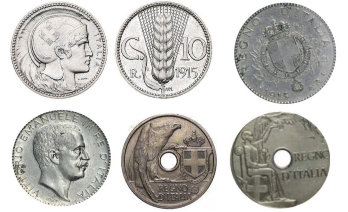 Caratteristiche monete da 10 centesimi Progetti
