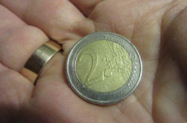 Valore moneta da 2 Euro Commemorativi Lussemburgo 2005 Henri e Adolphe