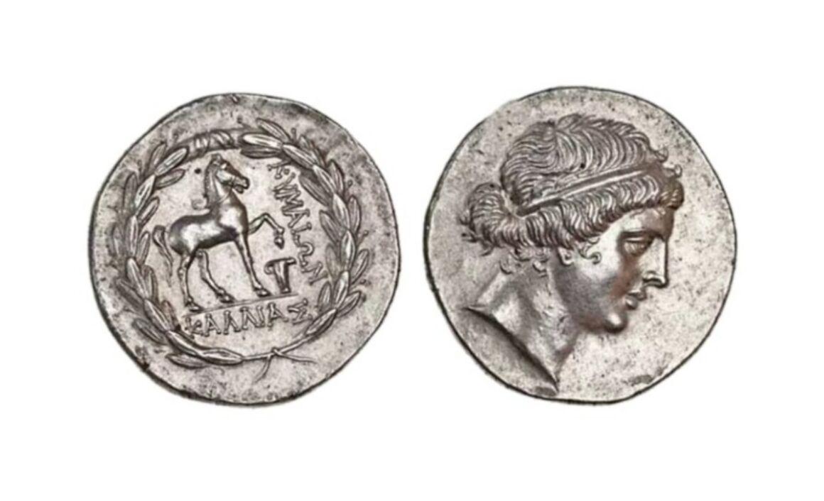 Valore del Tetradracma Aeolis Kyme