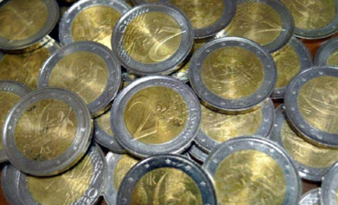 Valore moneta da 2 Euro Commemorativi Vaticano 2010 – Anno Sacerdotale