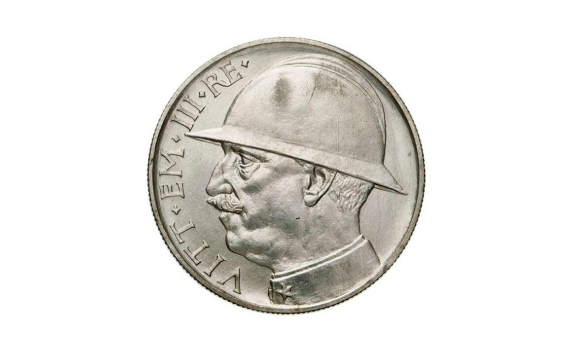 Valore della moneta da 20 Lire Cappellone – PRIMA PROVA – Argento