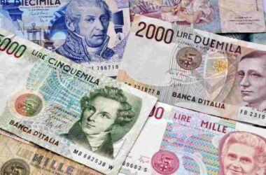 Valore banconota da 50.000 Lire Volto di Donna