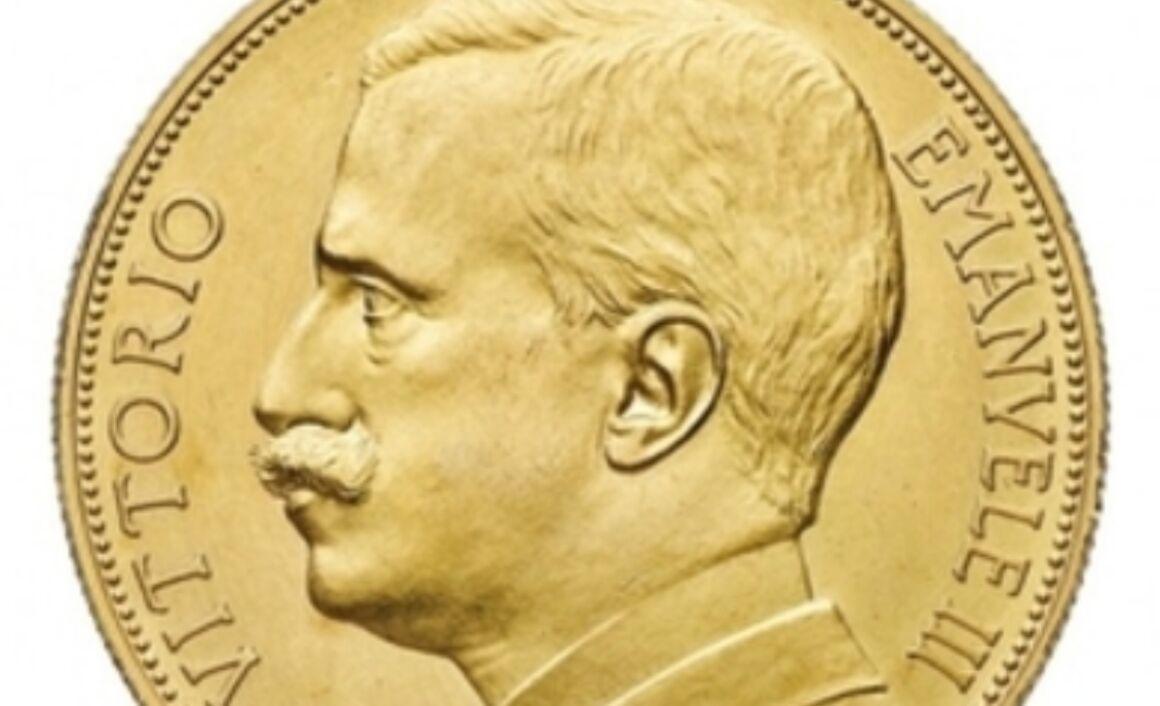 Valore moneta da 10 Lire Aratrice