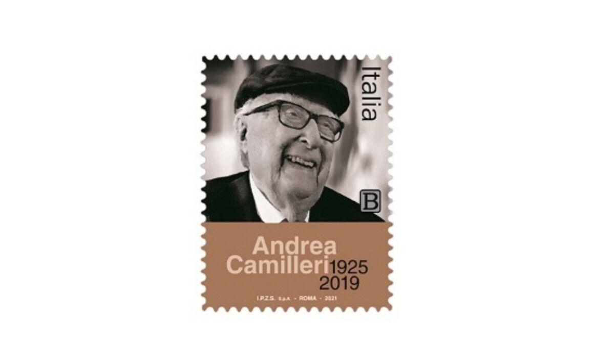 Caratteristiche Francobollo Andrea Camilleri