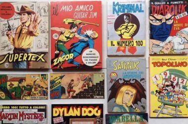 I Fumetti da collezione