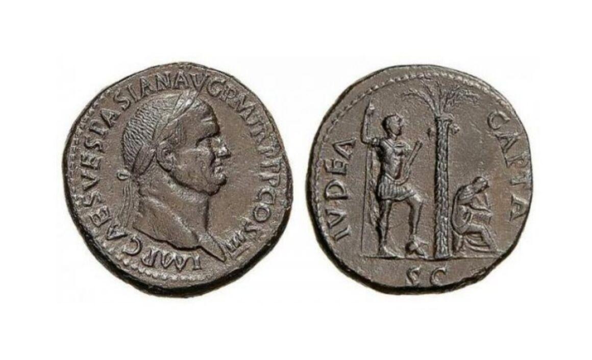 Valore del Sesterzio Vespasiano