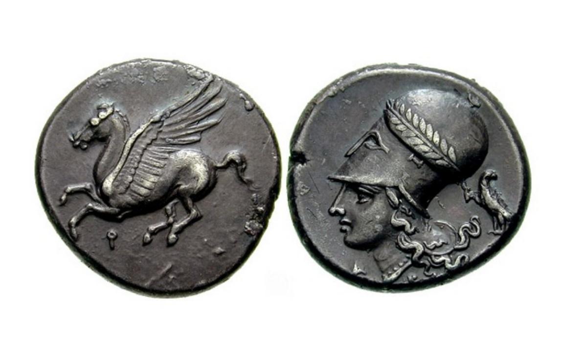 Valore Statere Corinto