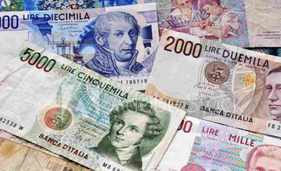 Valore banconota da 5.000 Lire Vincenzo Bellini