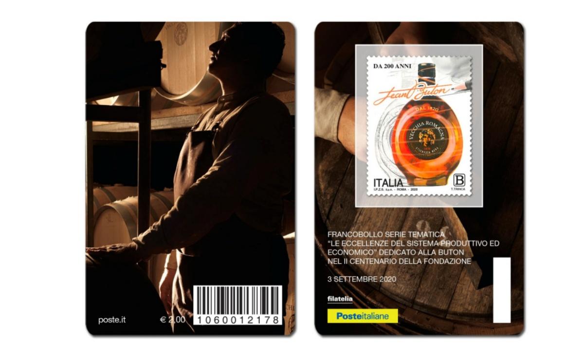 Valore e caratteristiche del Francobollo Buton