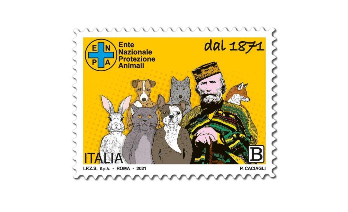 Caratteristiche del Francobollo E.N.P.A. – Ente Nazionale Protezione Animali