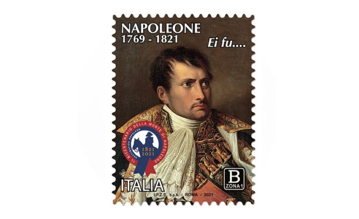 Valore e caratteristiche Francobollo Napoleone