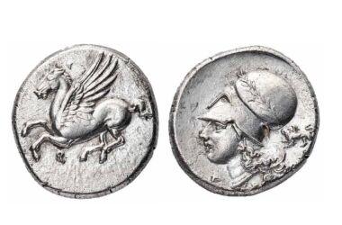 Valore dello Statere Corinto
